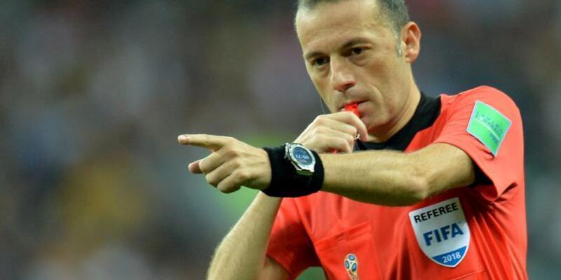 Cüneyt Çakır'ın yönettiği maçta kupa Al-Hilal'in