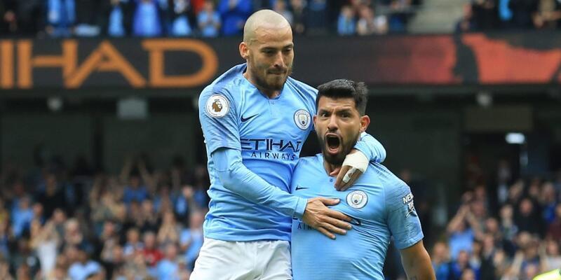 Manchester City 6-1 Huddersfield