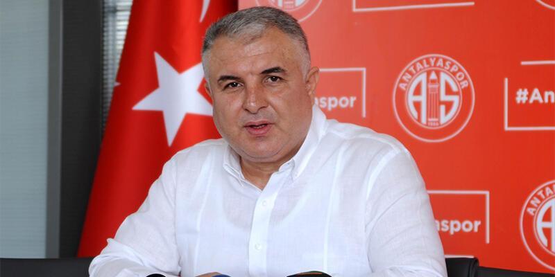 Son dakika Antalyaspor'da seçim kararı