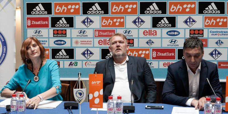 Bosna Hersek Süper Lig'den 4 futbolcuya çağrı yaptı