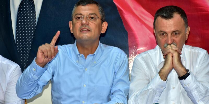 CHP'li Özel: İsminde milliyetçilik olan parti 7 liradan dolar bozdurdu