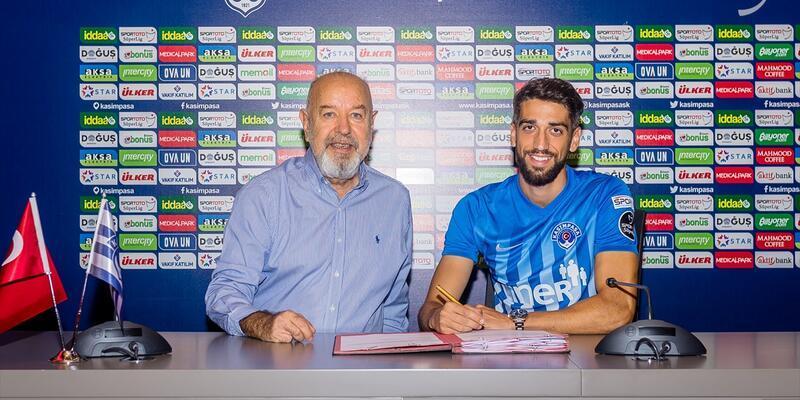 Kasımpaşa'ya Anderlecht'ten transfer