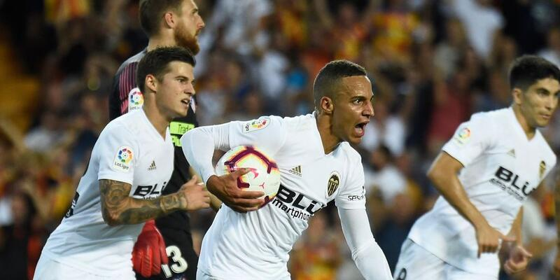 Valencia 1-1 Atletico Madrid / Maç Özeti