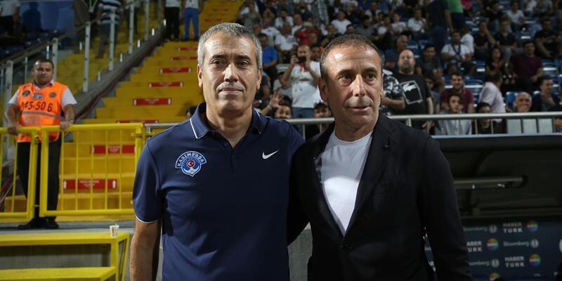 Kemal Özdeş: Başakşehir'i geri koşturduk ve yorduk