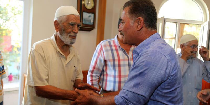 Başkan Tuna: Bayramlar paylaşmaktır
