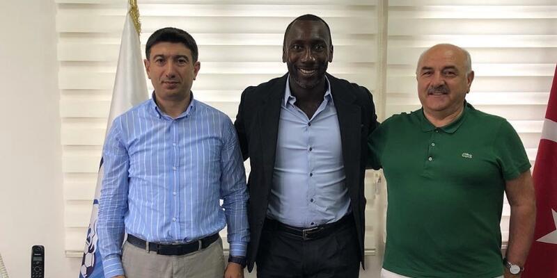 Erzurumspor'dan Hasselbaink açıklaması