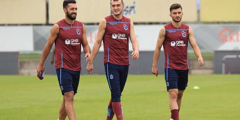 Trabzonspor, Ankaragücü maçına hazırlanıyor