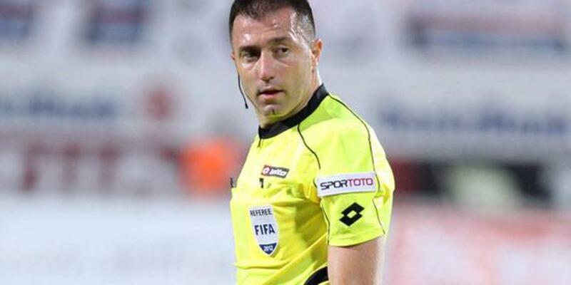 UEFA'dan Hüseyin Göçek'e Avrupa Ligi'nde görev