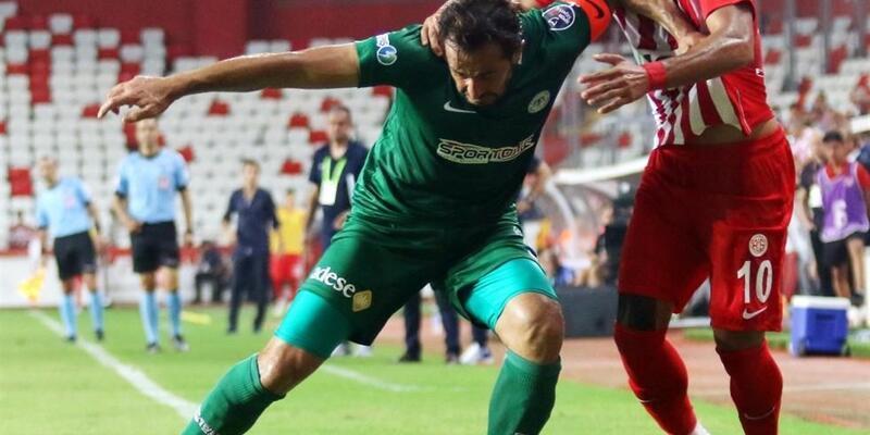 Duran toplar Konyaspor'un kabusu oldu
