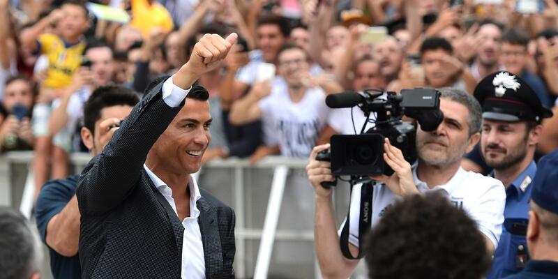Ronaldo, Juventus'la Şampiyonlar Ligi şampiyonluğu istiyor