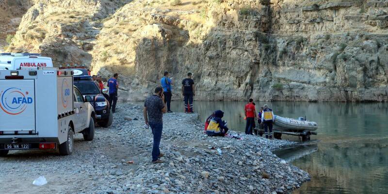 Botan Çayı'nda kaybolan asteğmenin cesedi bulundu