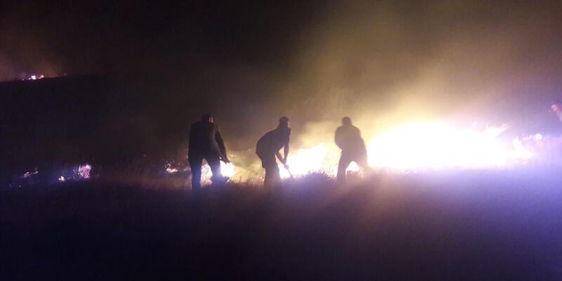 Niğde'deki yangında 20 hektar ormanlık alan zarar gördü