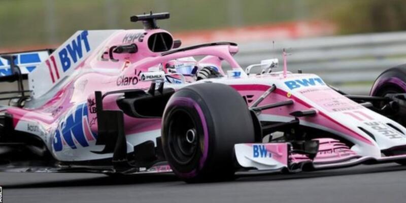 Force India'nın puanları silindi