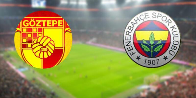 Göztepe - Fenerbahçe maçı muhtemel 11'leri