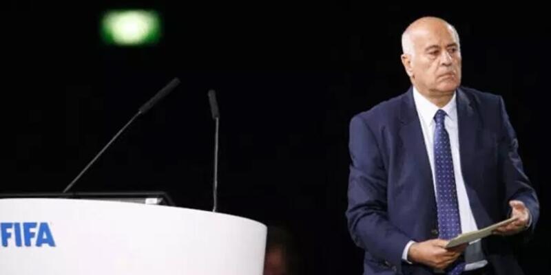 FIFA'dan Filistin Futbol Federasyonu Başkanı'na 1 yıl men cezası