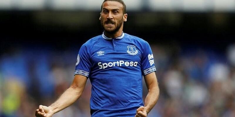 Everton Cenk Tosun'u satış listesine koydu