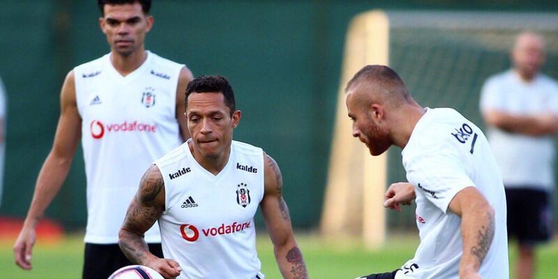 Beşiktaş Antalyaspor maçına hazır