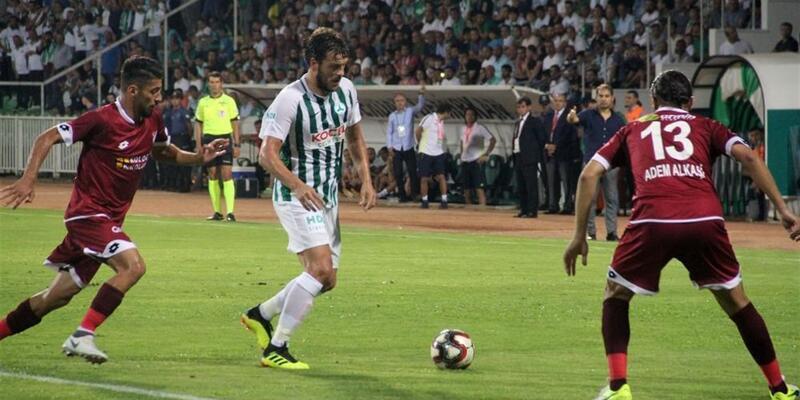 Giresunspor 2-0 Elazığspor / Maç sonucu