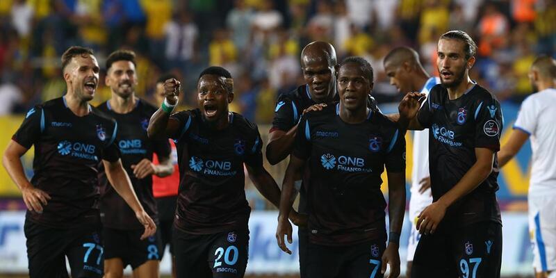 Ankaragücü 2-2 Trabzonspor / Maç Özeti