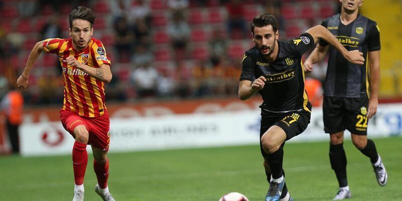 Kayserispor 0-0 Yeni Malatyaspor