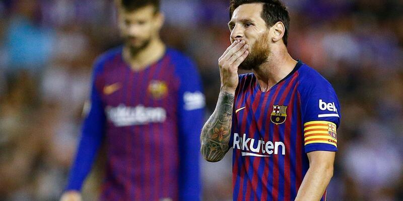 Real Valladolid 0-1 Barcelona / Maç Özeti