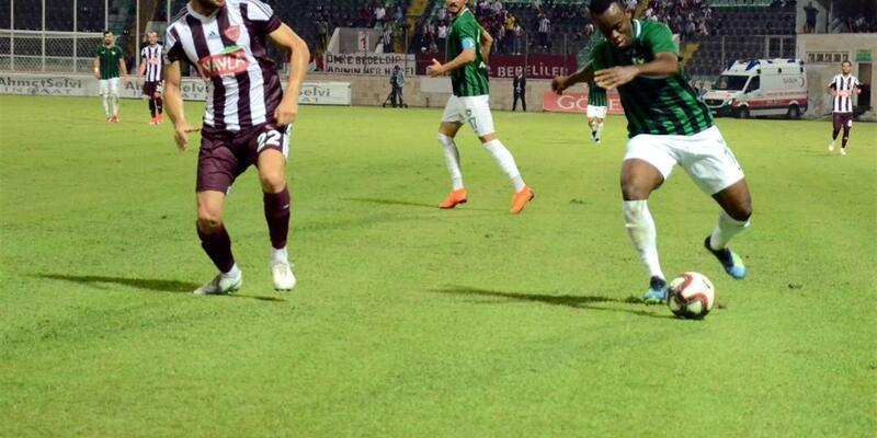 Denizlispor 0-0 Hatayspor / Maç Sonucu