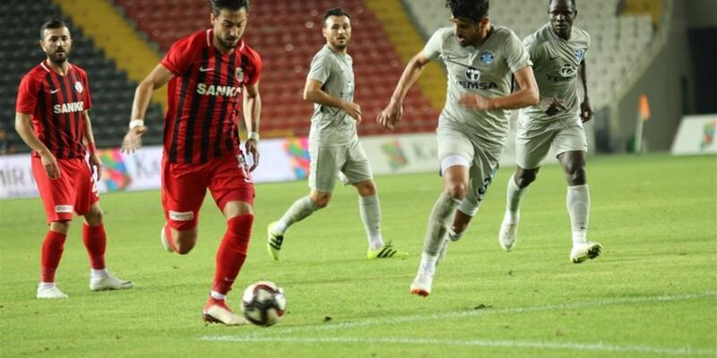 Gazişehir Gaziantep 0-1 Adana Demirspor / Maç sonucu