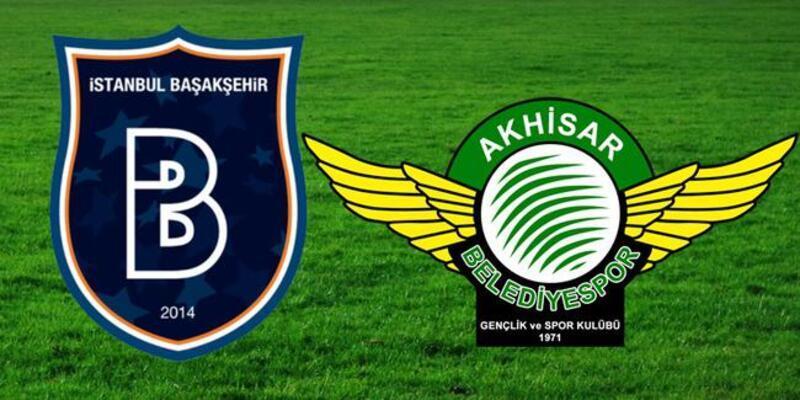 Başakşehir - Akhisarspor | Muhtemel 11'ler