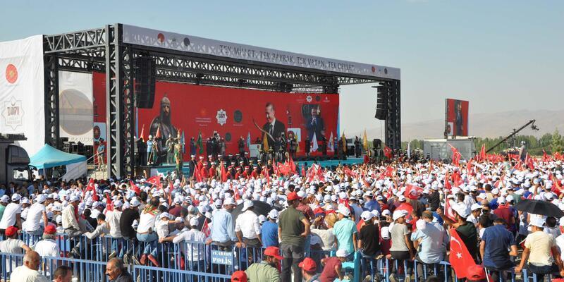 Erdoğan: Mesele Erdoğan meselesi değil, Türkiye meselesidir (2)