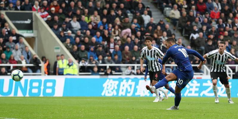 Newcastle United 1-2 Chelsea / Maç Özeti