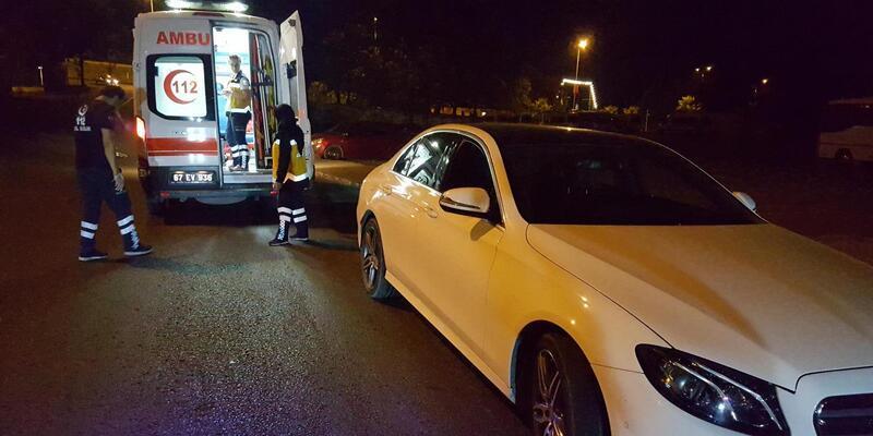 Alkollü sürücü ceza yedi, yanındaki arkadaşı alkol komasına girdi