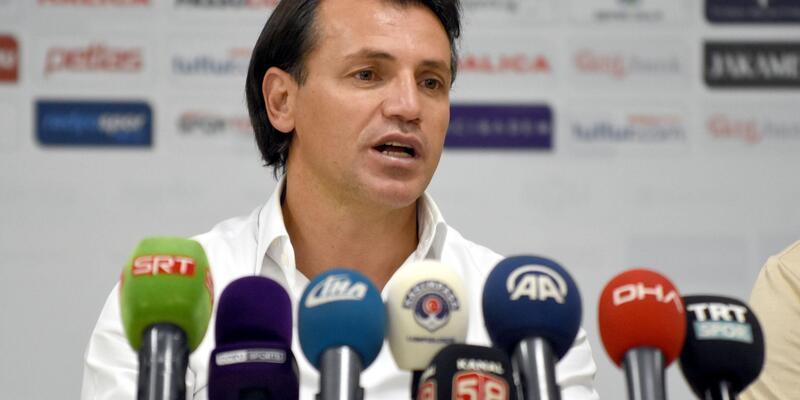 Demir Grup Sivasspor - Kasımpaşa maçının ardından