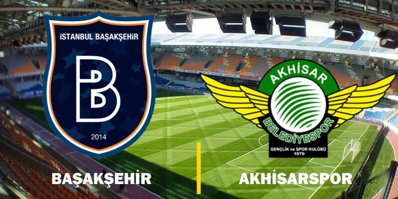 Başakşehir-Akhisarspor maçı izle | beIN Sports canlı yayın