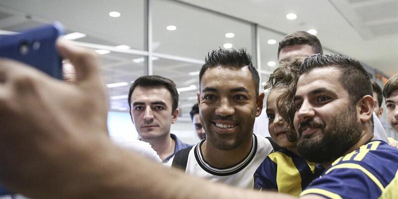 Fenerbahçe'den resmi Marco Fabian açıklaması