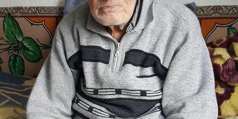 6 yaşındayken Yunanlara esir düşen Ali Osman Dede, 102 yaşında öldü