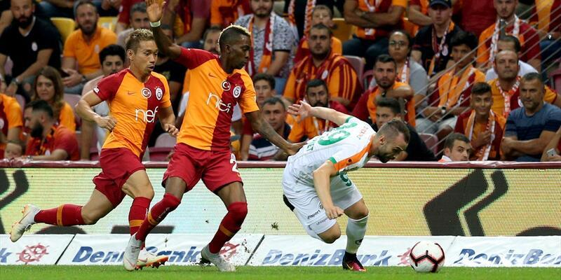 Galatasaray 6-0 Alanyaspor | Maç Özeti