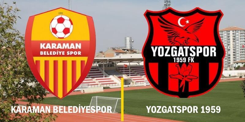 Karaman Belediyespor-Yozgatspor maçı izle   A Spor canlı yayın (Türkiye Kupası)
