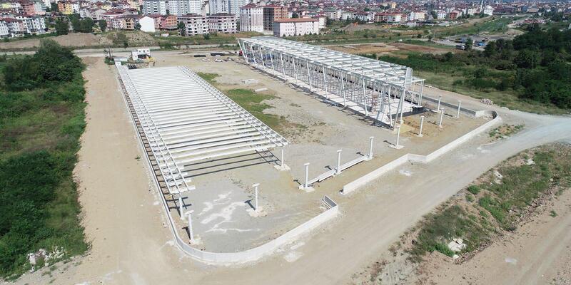 Ordu'ya yeni terminal binası yapılıyor