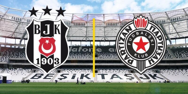 Beşiktaş-Partizan maçı izle | UEFA Avrupa Ligi, Smart Spor canlı yayın