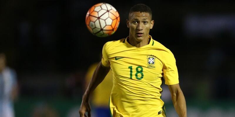 Richarlison Brezilya milli takımına çağrıldı