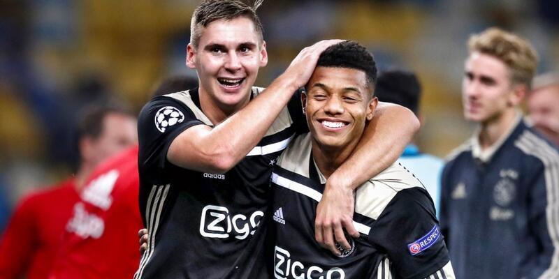 Ajax 100 gole ulaştı
