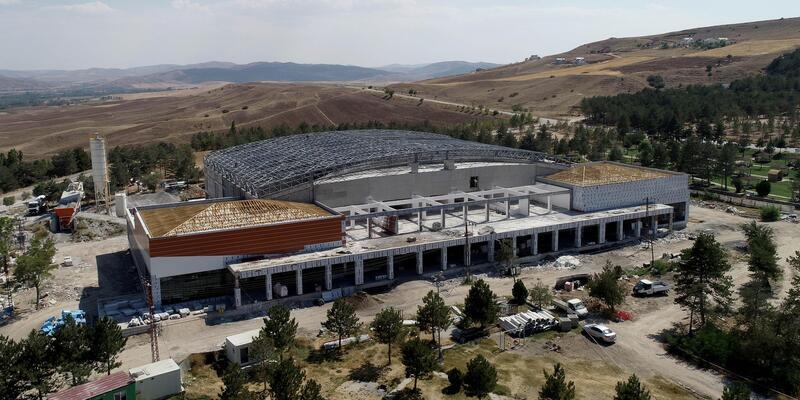 Sivas'a 30 milyon liralık 'aqua park'