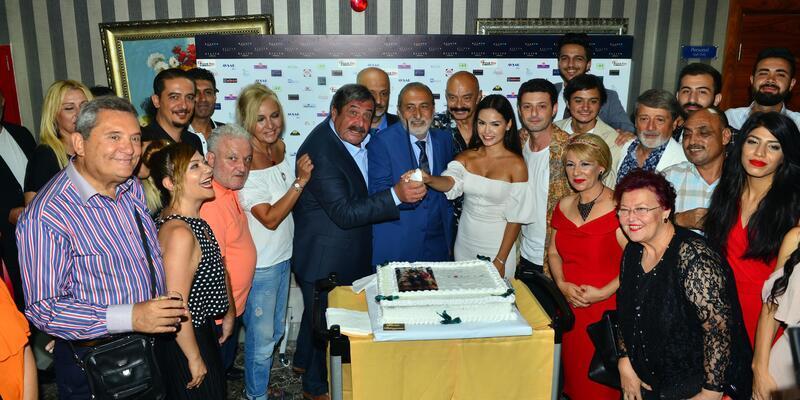'Baba' filmi İzmir'de tanıtıldı