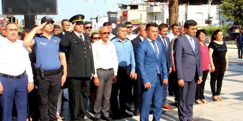 Sarıgöl'de 30 Ağustos Zafer Bayramı kutlandı