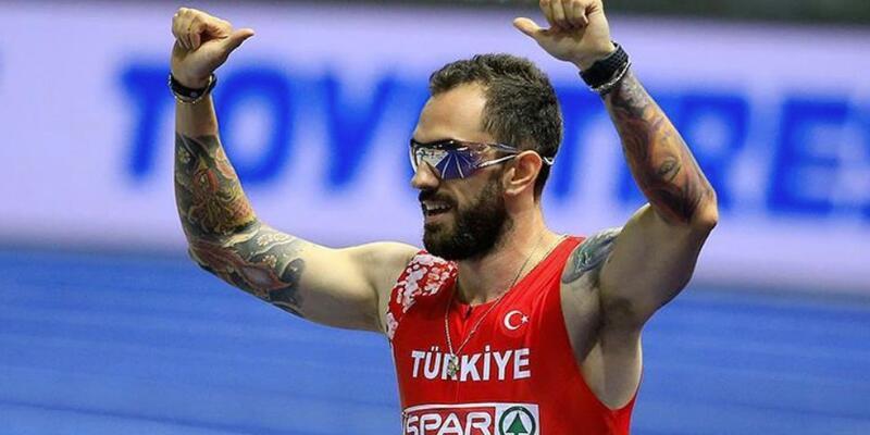 Ramil Guliyev gümüş madalya kazandı