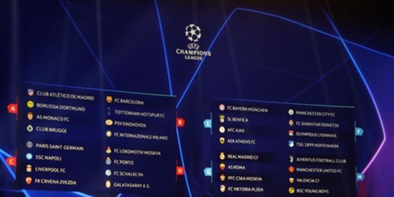 Galatasaray 15. kez gruplarda