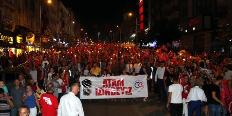 Çerkezköy Kültür ve Sanat Festivali, Fener Alayı ve Sıla konseri ile başladı