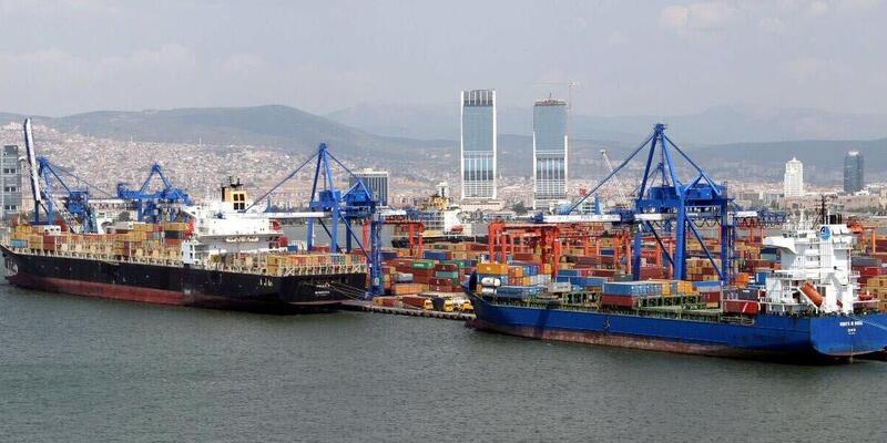İzmir'de temmuz ayında ihracat yüzde 16.4 arttı