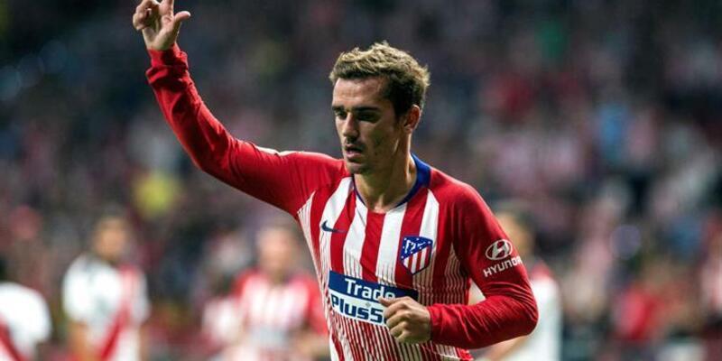 Son dakika Griezmann Avrupa Ligi'nin en iyi oyuncusu seçildi