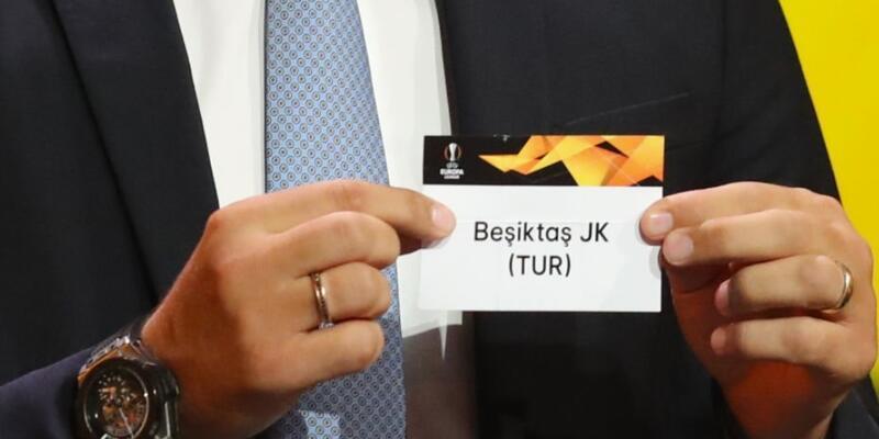 Beşiktaş'ın UEFA Avrupa Ligi fikstürü